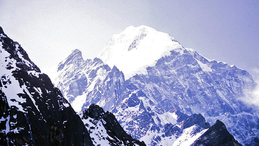 Mt. Pandim, Sikkim