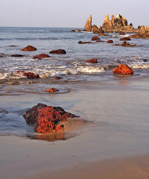 Arambol Beach Goa