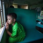 Circular Train, Yangon, Myanmar