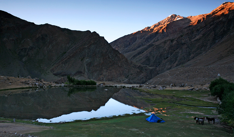 Padum to Darcha Trek in Ladakh and Zanskar Region - India Travel ...