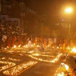 Writing from Varanasi