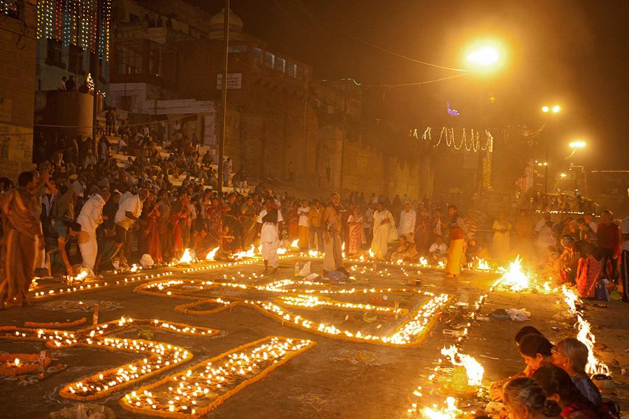 Dev Diwali in Varanasi