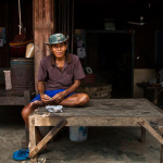 Travel Photography: In Cambodia, on an untrodden path…