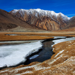 Ladakh – Winter Landscape