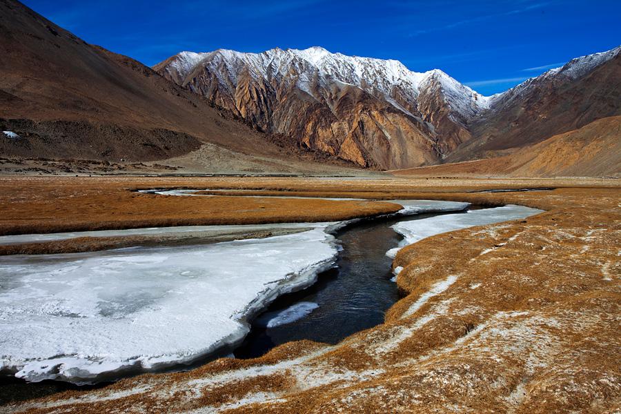 Winter Landscapes of Ladakh