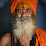 Travel Photography: With the mendicants of Varanasi