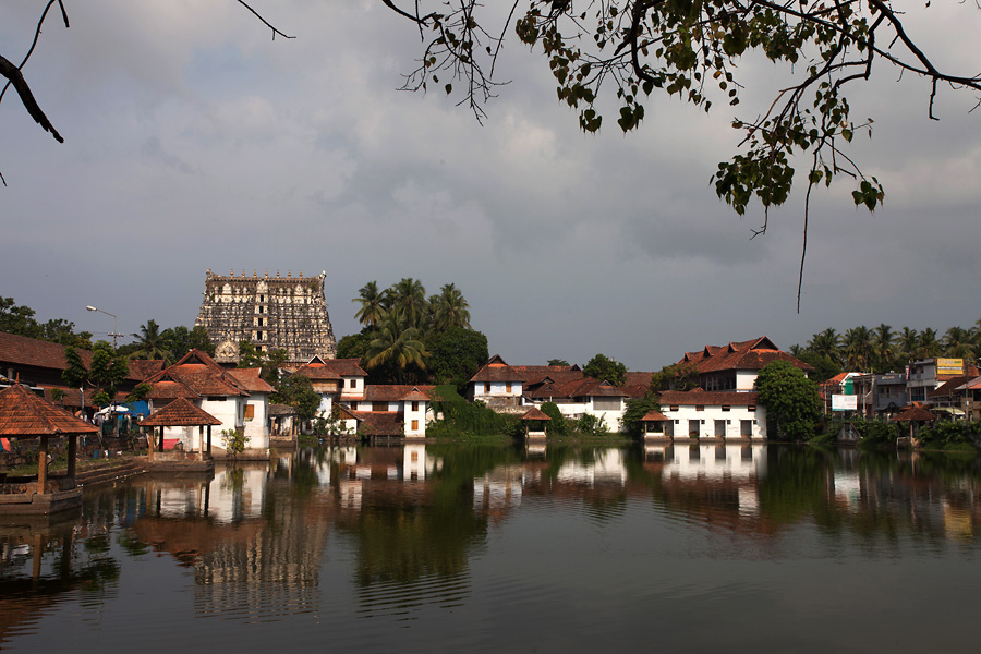 Trivandrum - Padmanabhaswamy Temple