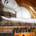 Shwethalyaung sleeping buddha, Bago