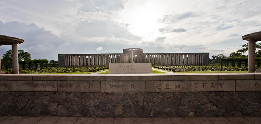 Rangoon War Memorial, Taukkyan