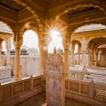 Chhatris of Bikaner, Rajasthan