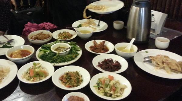 Feel Restaurant, Yangon