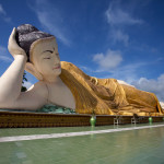 Myathalyaung Sleeping Buddha, Bago