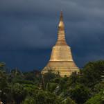 Shwemadaw Pagoda Bago