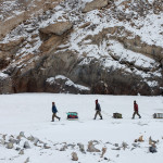 Chadar Trek and the logistical challenges