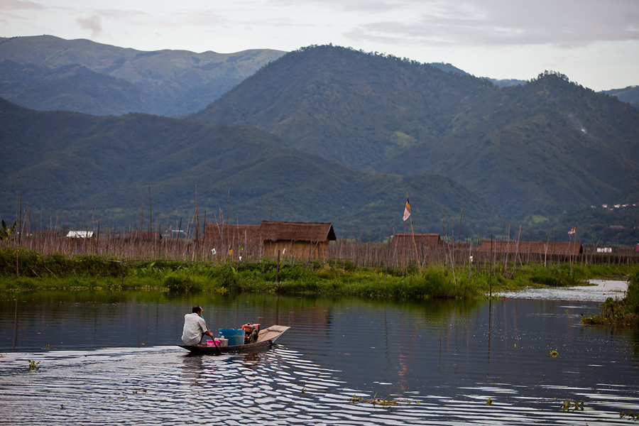 Shan Hills and Inle Lake