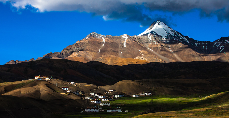 Langza Village, Spiti Valley