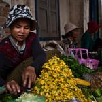 Phsar Leu market, Siem Reap