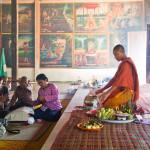 A monastery near Siem Reap