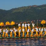 Phaung Daw Oo Pagoda Festival, Inle Lake, Myanmar