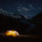 Zanskar – brilliant star-lit mountain landscapes in the Himalayas