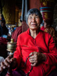 A portrait from Bhutan