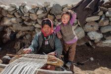 Nomadic shepherds of Changthang
